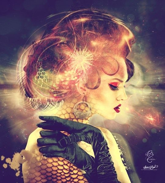 Photo Manipulations by Me & Le-Meridian (collaboration) Stock on my DA-Account