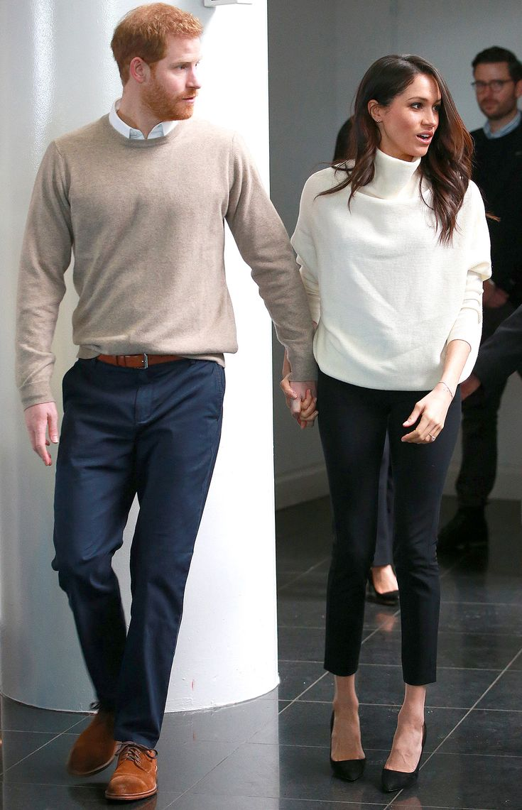 Meghan Markle Wore the Perfect Winter Sweater Today — and You Can Shop Her Cozy Look!