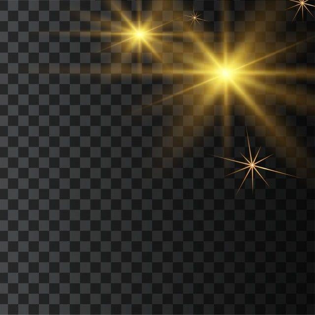 Solnechnye Luchi Blikov Effekt Prozrachnoj Vektornaya Illyustraciya Prozhektor Klipart Vspyshka Obektiv Png I Vektor Png Dlya Besplatnoj Zagruzki Lens Flare Lens Flare Effect Vector Illustration