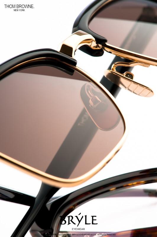 Thom Browne eyewear collection