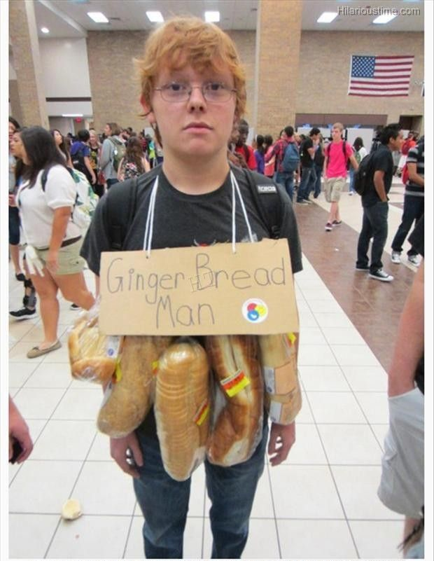 I want a ginger kid for this reason!!!