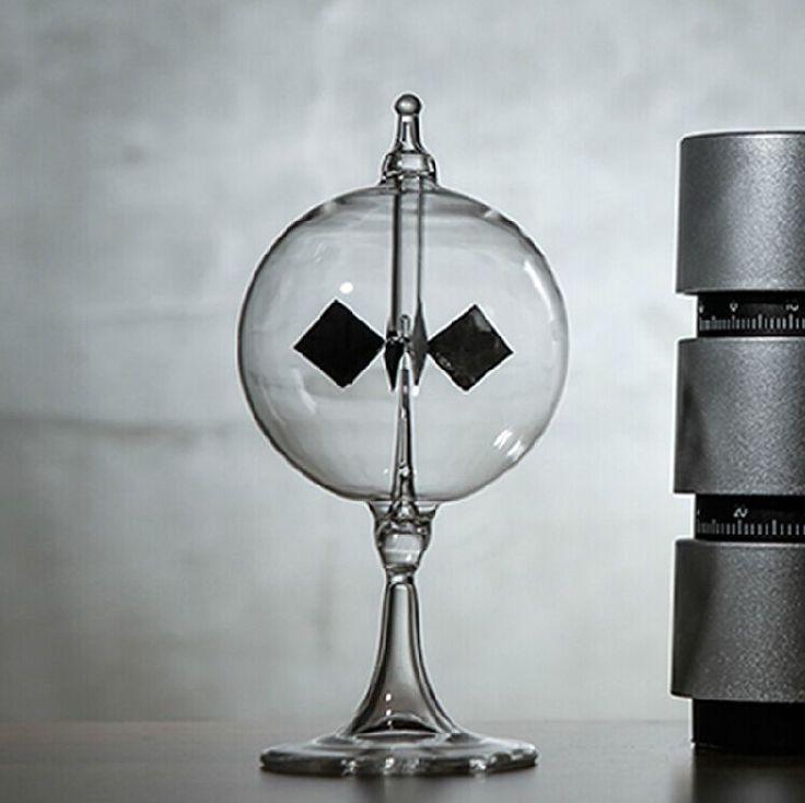 Birthday Gift Solar Vacuum Gl Desk Toy Windmill Present Light Mill For Study Unbranded