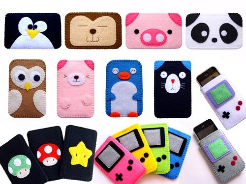 Fun iPod / iPhone / iTouch Case by SydneyAngel on Etsy