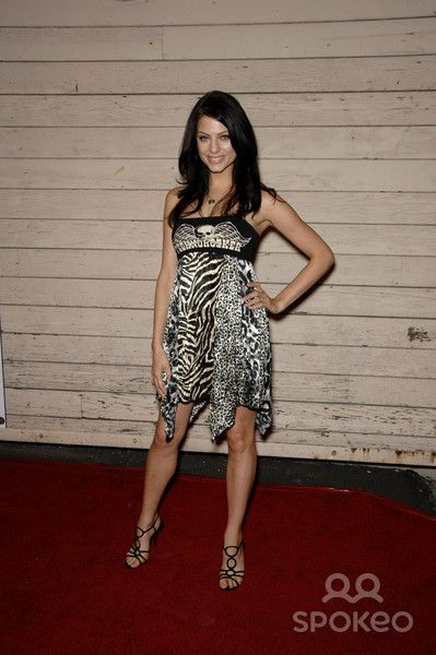 Julia Voth During the Maxim Magazine 2008 Hot 100, Held at Paramount Studio's New York Street, on May 21, 2008, in Los Angeles. Photo by Michael Germana-Globe Photos, Inc. 2008