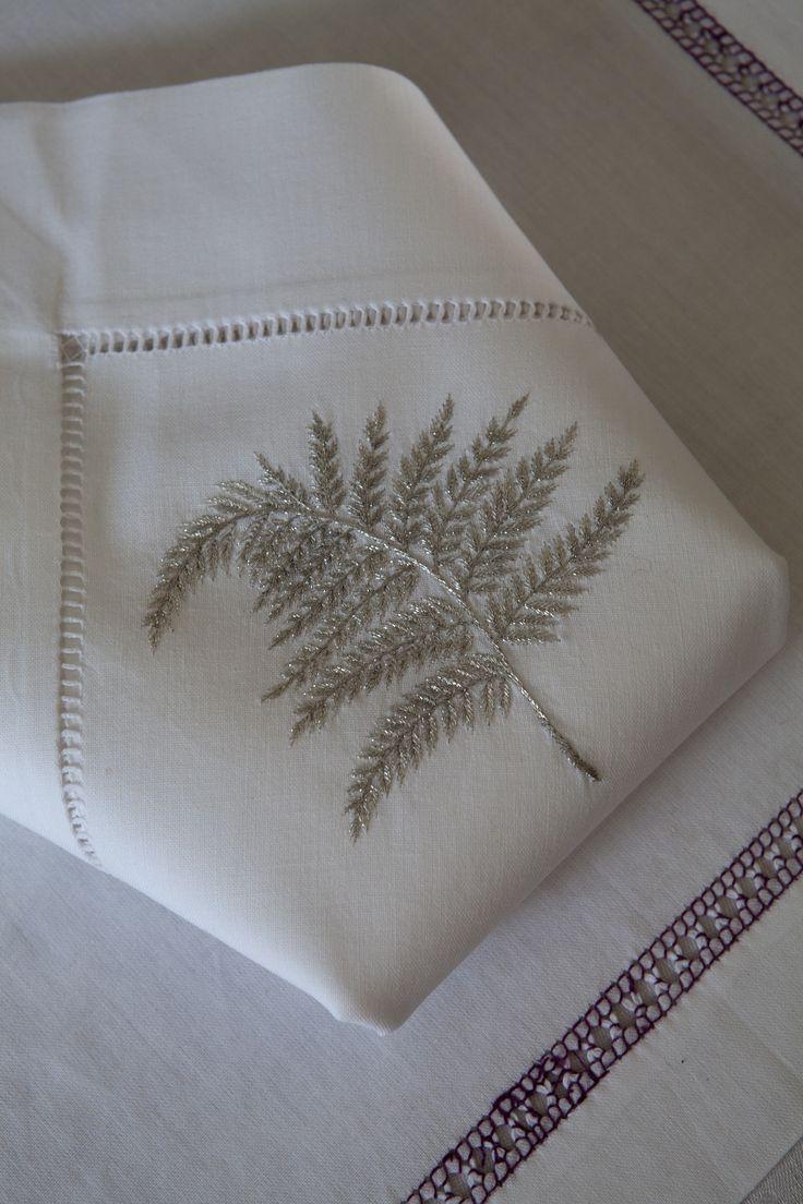 .wedding napkins?