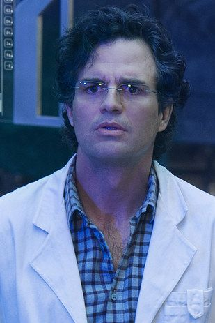 "The Hulk / Bruce Banner (Mark Ruffalo) | This Is How Different The ""Avengers"" Cast Looks Out Of Character                                                                                                                                                                                 More"