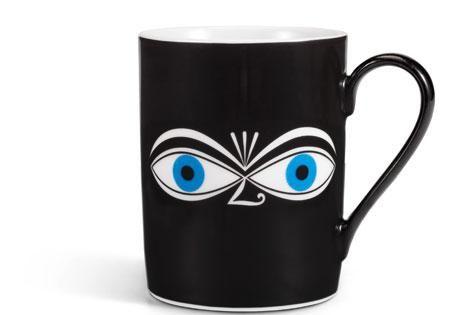 Coffee Mugs Eyes by Vitra | Master Meubel, design meubelen en interieur inrichting