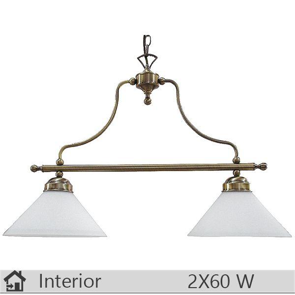 Lustra iluminat decorativ interior Rabalux, gama Marian, model 2707