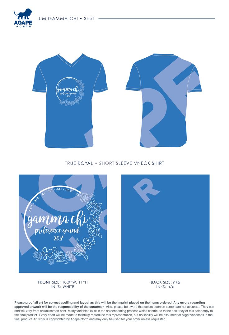 Agape North: Custom Apparel that Gives Back. #recruitment #preference #greek