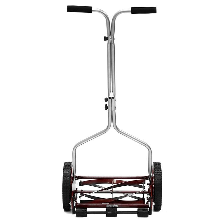 American Lawn Mower 1304 14 Push Reel Lawn Mower 14 Inch 5 Blade T Style New