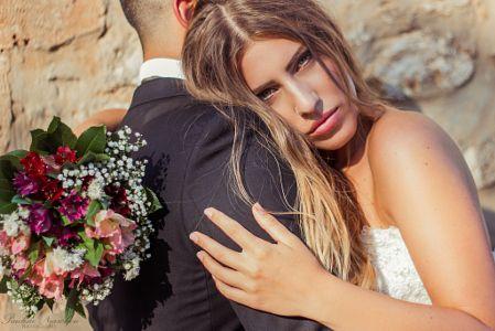 Bride by Pauline Niarchou #bride #wedding #portrait #face #paulineniarchou #greece