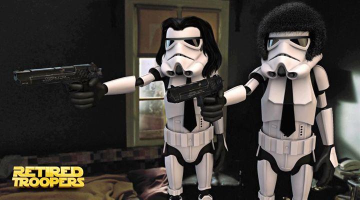 Pulp Trooper