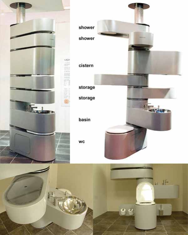 Best 25 Space Saving Bathroom Ideas On Pinterest Small Bathroom With Tub Modern Small