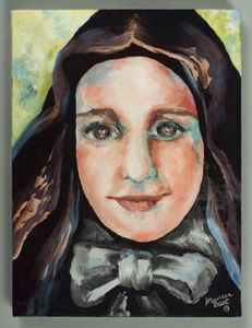 Saints Stories of the Week to Inspire: Saint Frances Xavier Cabrini  What does Mother Cabrini's life say to women of today?  Mayslake Ministries newest blog