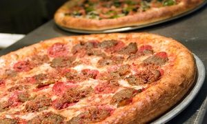 Groupon - $ 10 for $20 Worth of Pizza and Italian Fare at NYPD Pizza  in Multiple Locations. Groupon deal price: $10