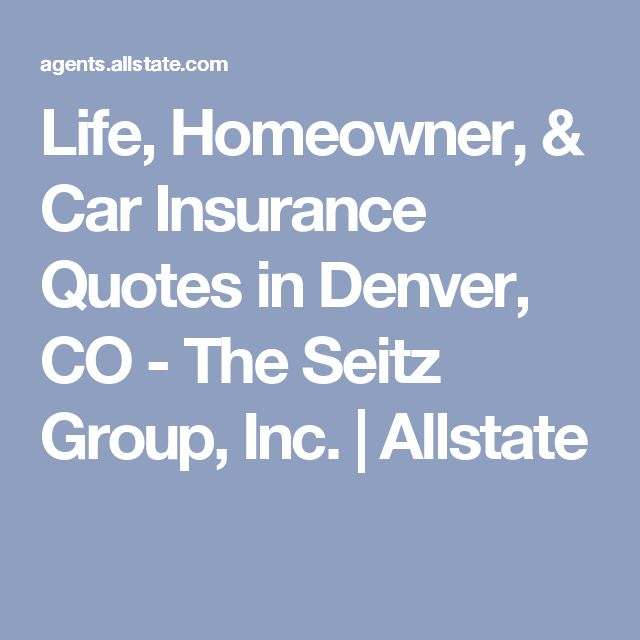 Allstate Auto Insurance Quote 20 Best Allstate Insurance The Seitz Group Incimages On .