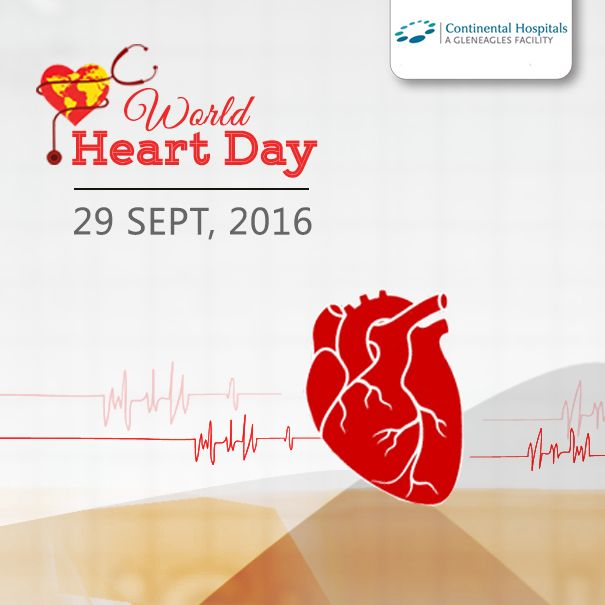 This #WorldHeartDay, make a pledge to gift yourself a healthier #lifestyle and a stronger #Heart!