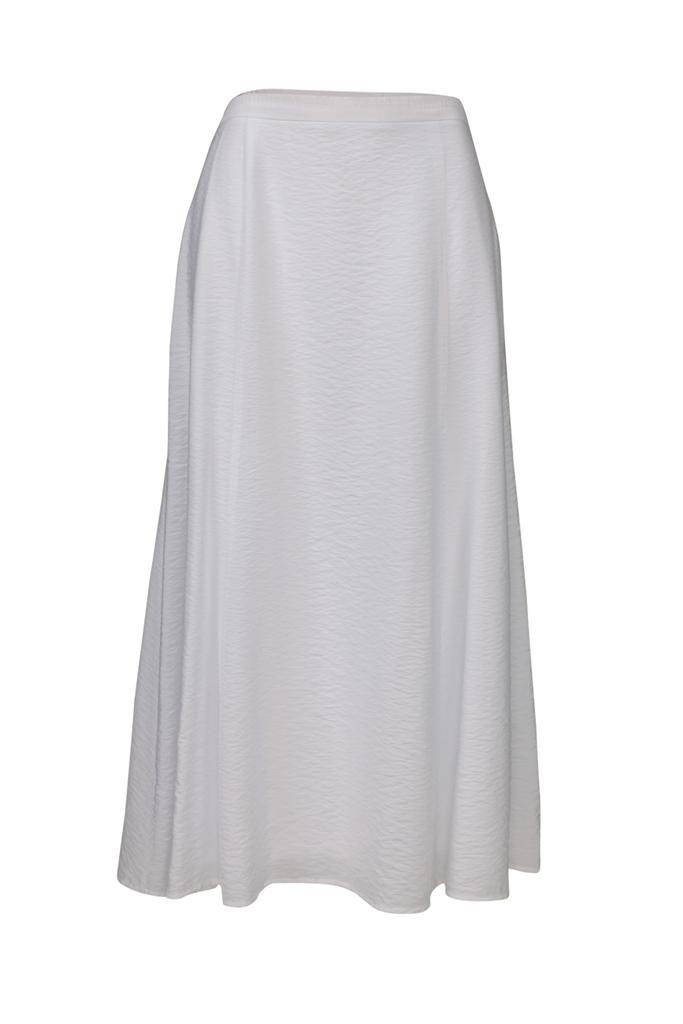 Textured Panel Skirt