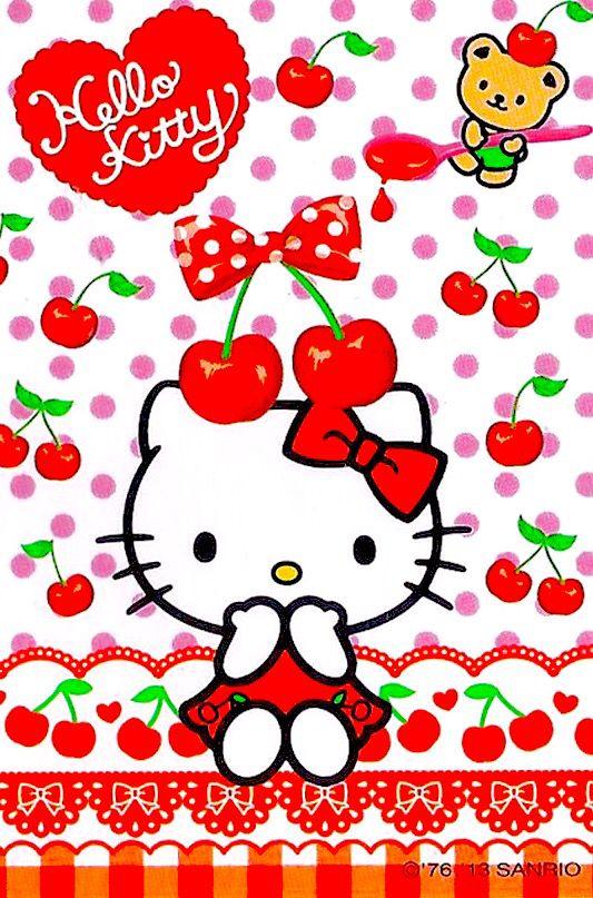 Hello Kitty Hello Kitty Hello Kitty Etiquetas Hojas