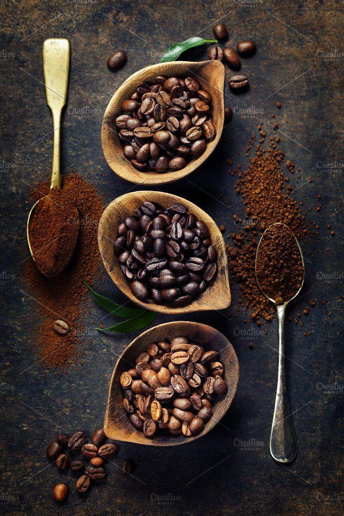 Coffee by klenova on @creativemarket
