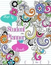 Student Planner (free, printable, cute, designed w pre-teen in mind ... good for Z?)