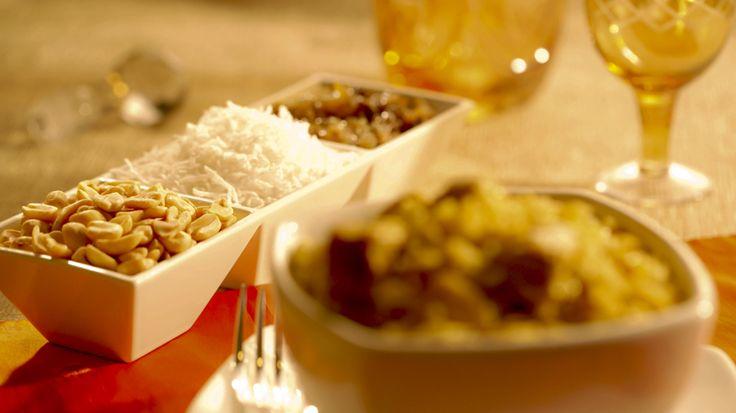 Arroz com frango ao curry e leite de coco - HOJE TEM FRANGO | Seara