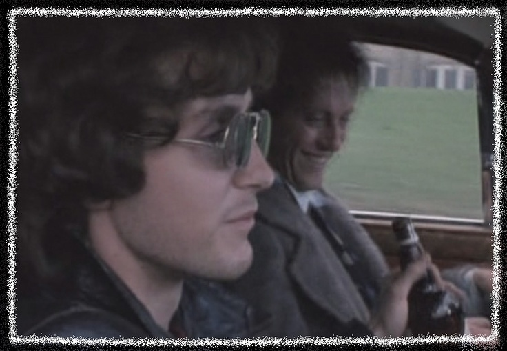 """Withnail and I ...""""Throw yourself into the road darling!"""""""