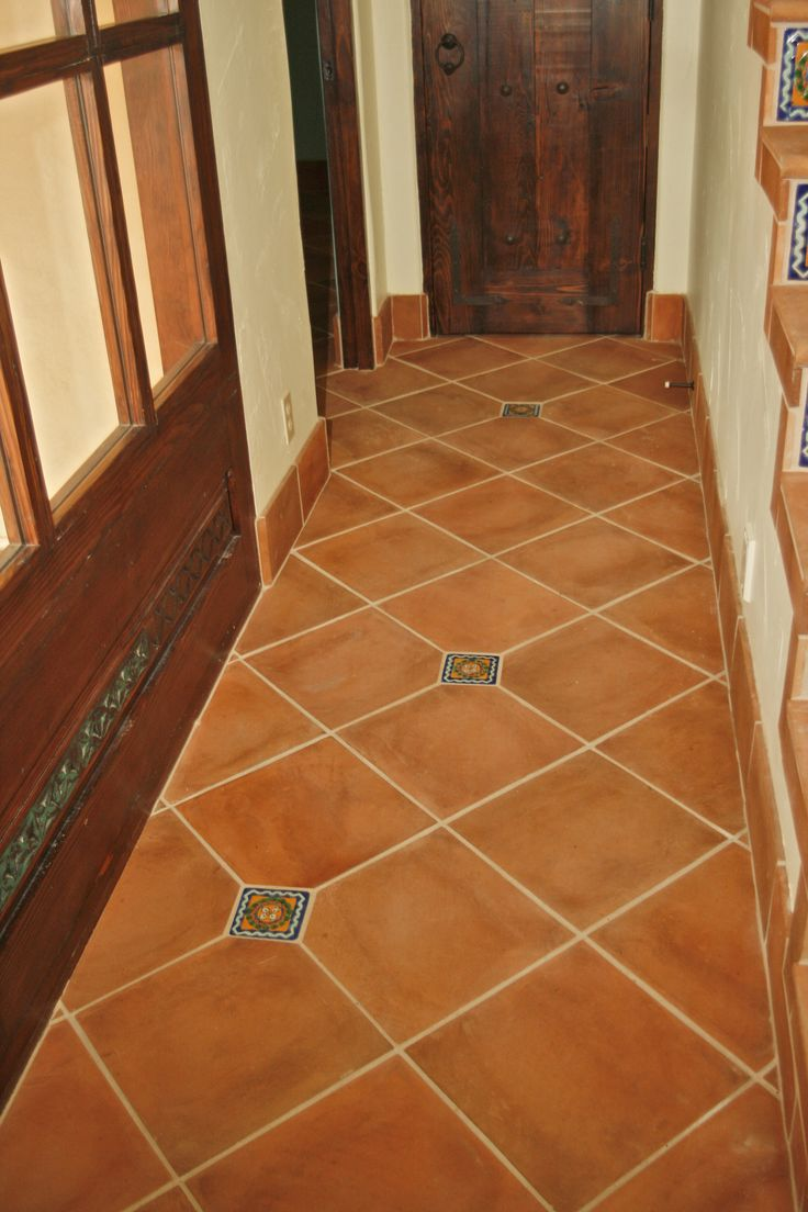 1000 Images About Spanish Cotto Tile On Pinterest