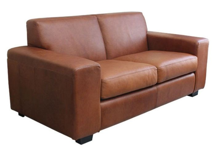 Karoo Classic Couch. Available in Naku Rust