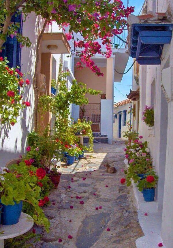Skopelos Island.