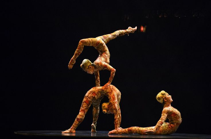 Cirque Du Soleil Kooza - Dress Rehearsal