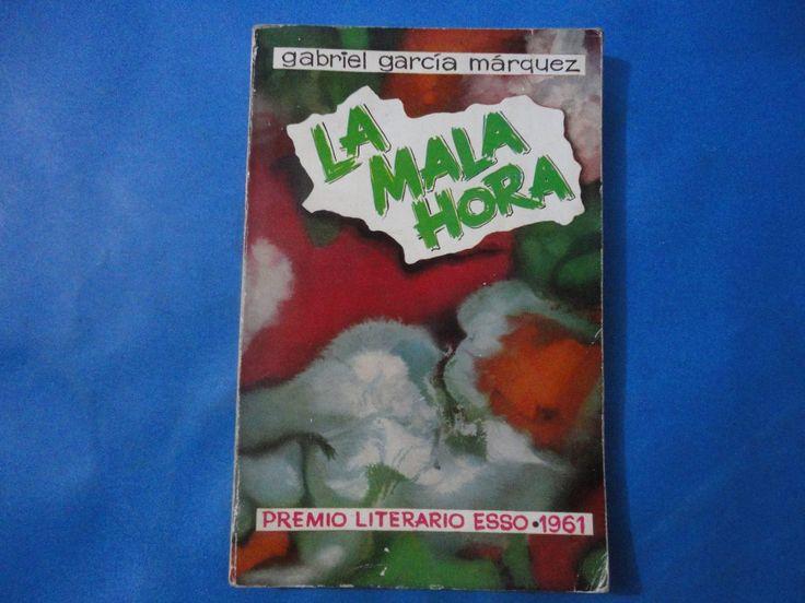 La mala hora  Gabriel Garcia Marquez  http://eshops.mercadolibre.com.co/recuerdoscoleccion