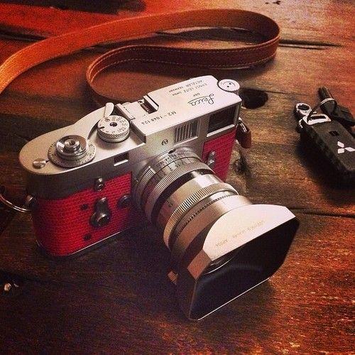 Custom M2 from @eric_443 #Leica #passionleica