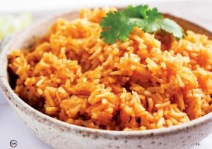 ALToM: Mexican Red Rice Print Prep time 5 mins Cook time 30 mins Total time 35 mins A humble rice dish that we found all over Mexico. While it is a simple dish, it is packed full of flavour and is a versatile recipe. Use this as an accompaniment or to stuff your...Read More »