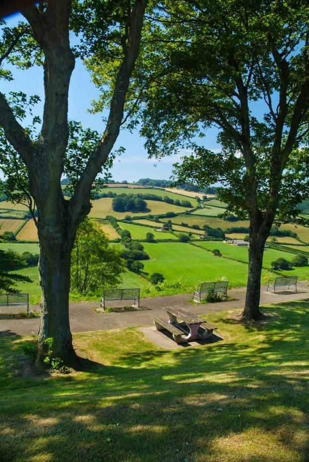 Torrington in North Devon, England, so lovely