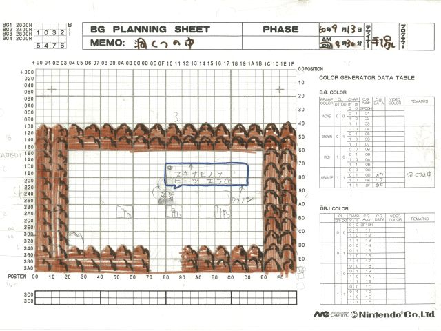 Take a look behind-the-scenes with design documents from The Legend of Zelda!   News   Nintendo
