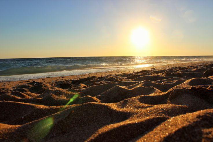 Sand and Sun! (Loutsa's beach)