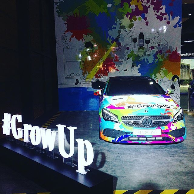 Our latest collaboration with @mercedesbenzid featuring @sir_dandy have been revealed during the grand opening of Indonesia International Motor Show 2017. Come and take a look! #GrowUp #GrowUpID  via ELLE INDONESIA MAGAZINE OFFICIAL INSTAGRAM - Fashion Campaigns  Haute Couture  Advertising  Editorial Photography  Magazine Cover Designs  Supermodels  Runway Models
