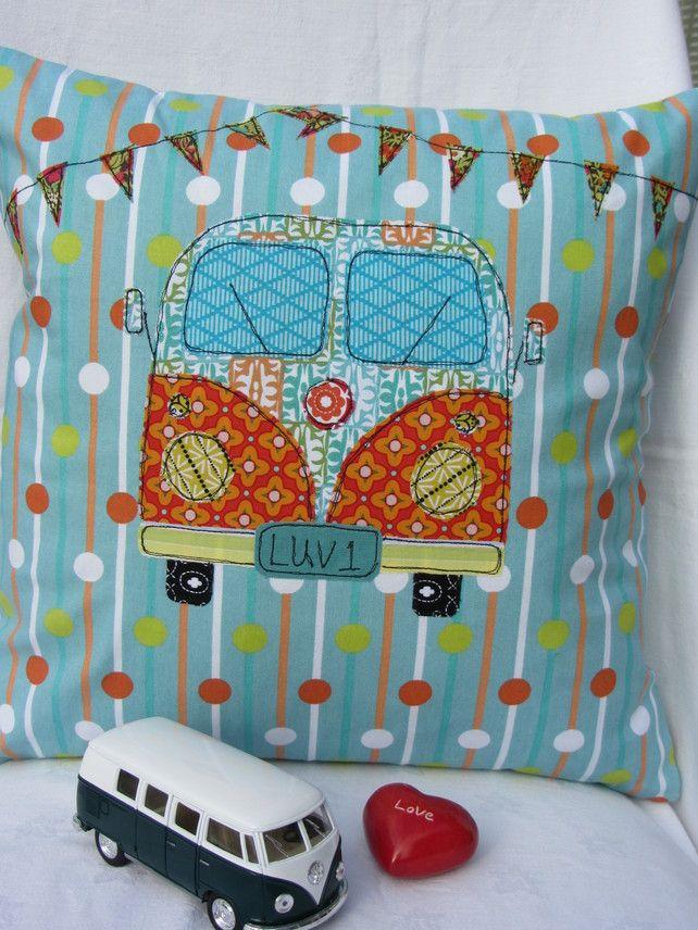 Campervan cushion £20.00