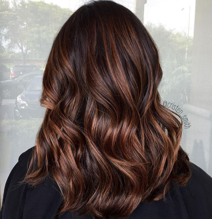 60 Chocolate Brown Hair Color Ideas for Brunettes | Artistic hair, Matrix hair color, Brown hair colors