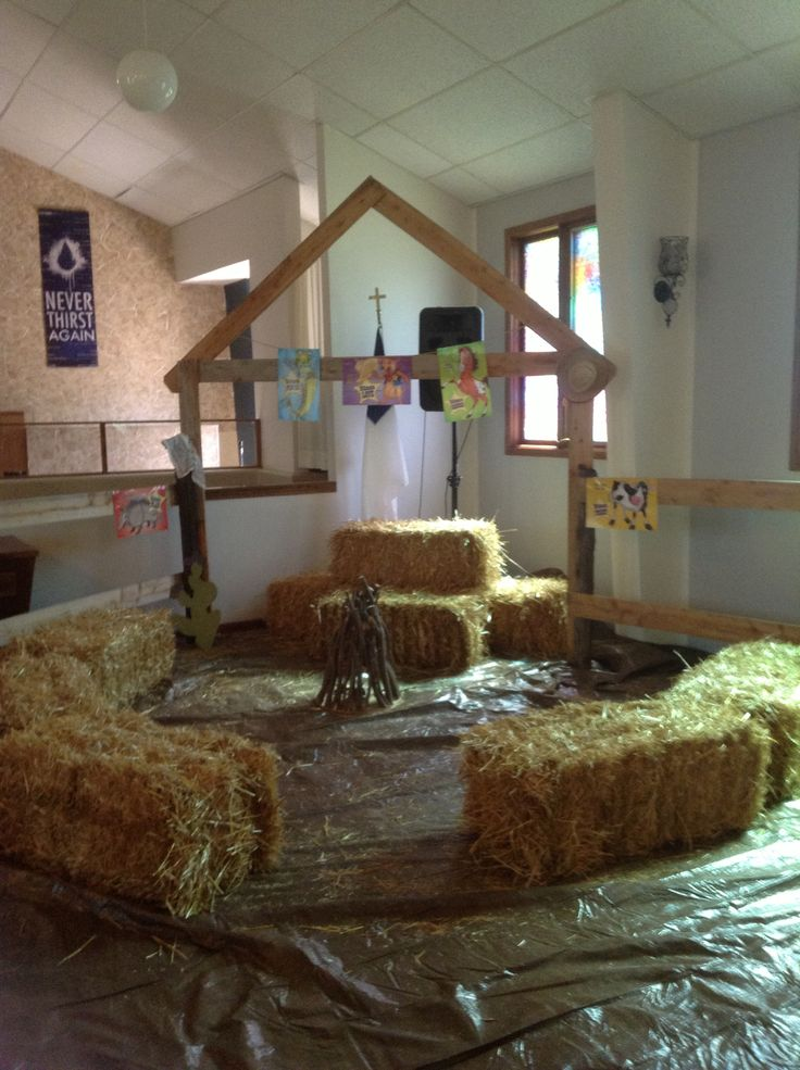 Teaching area for a Sonwest VBS