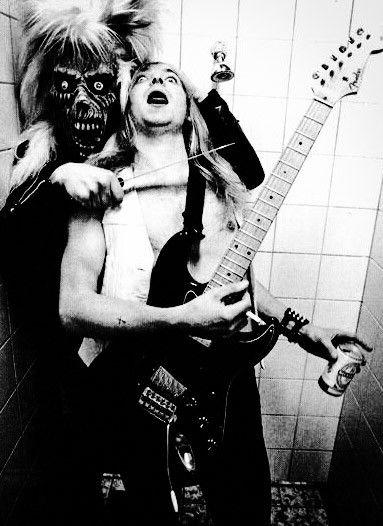 Dave Murray - Iron Maiden