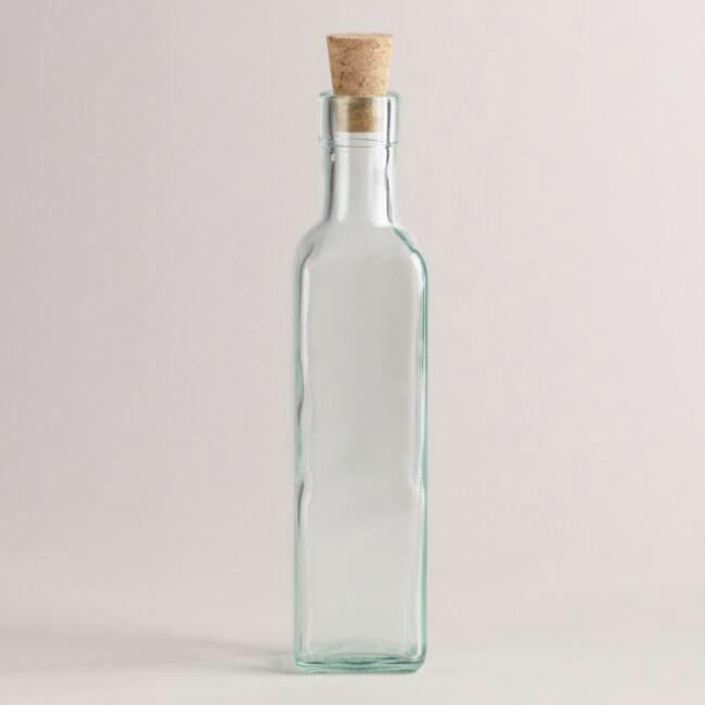 Square Oil Bottle Rustichomedecor Ad Homedecorideas Apartmentideas Oil Bottle Bottle Antique Glass Bottles