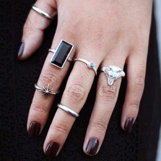 Xmas Presents Ringsss At www.iheardtheyeatcigarettes.com xxx #jewelry #jewellery #ring #rings #boho #hippy #hippie #gypsy #love Thanks! @theriverwolf_ xxx