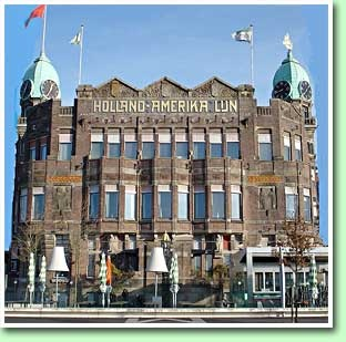 Hotel New York - Rotterdam, the Netherlands. love this place. my father used to work here when it still belonged to Holland America Line.
