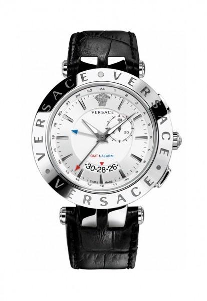 Ceasuri Versace Man V-Race Black Chrono Watch - Ceasuri de mana de lux in regim de Outlet #ceasuridemana #versace