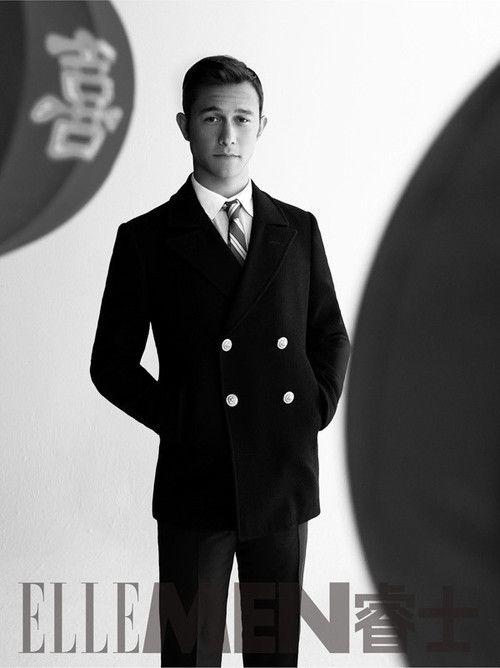 "Joseph Gordon-Levitt photographed by Doug Inglish in a photo shoot for ""ELLE"" men China magazine oct 2012......"