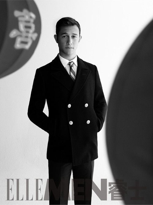 "Joseph Gordon-Levitt photographed by Doug Inglish in a photo shoot for ""ELLE"" men China magazine oct 2012......"