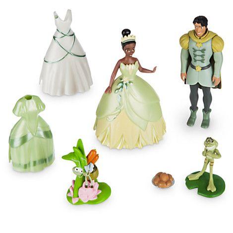 Tiana Deluxe Figure Fashion Set | Disney Princess Shop ...