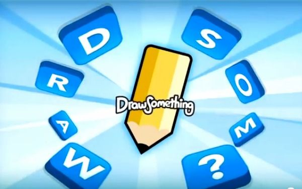 Draw Something: The Mobile Game That Won the App Store Without Any Press    Truly not good at it but enjoy it...have to spell out the word sometimes...